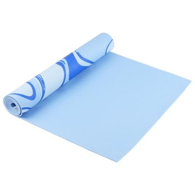 Коврик для йоги 173 х 61 х 0,4 см, цвета микс