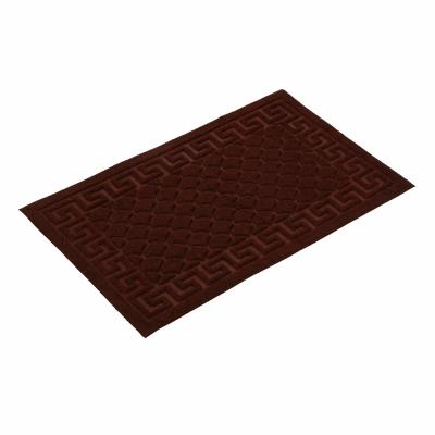 VETTA Коврик с ворсовой поверхностью 45х75см, резина, ПВХ, CR004