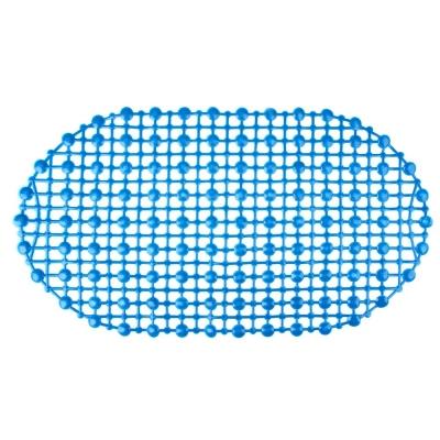 VETTA Коврик в ванну противоскользящий, ПВХ, 67x36см, эконом,