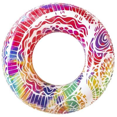 Круг для плавания «Лето», d=91 см, от 10 лет, цвета МИКС, 36084 Bestway