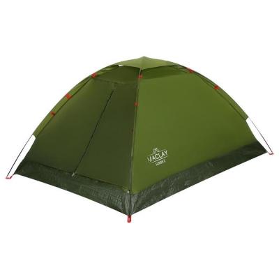 Палатка туристическая SANDE 2 размер 205 х 150 х 105 см, 2 х местная