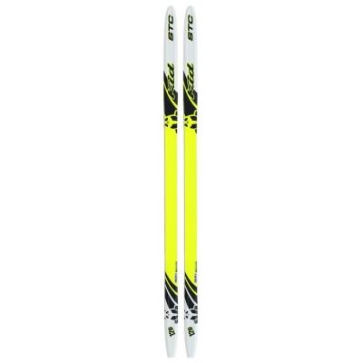 Лыжи пластиковые БРЕНД ЦСТ step, 120 см