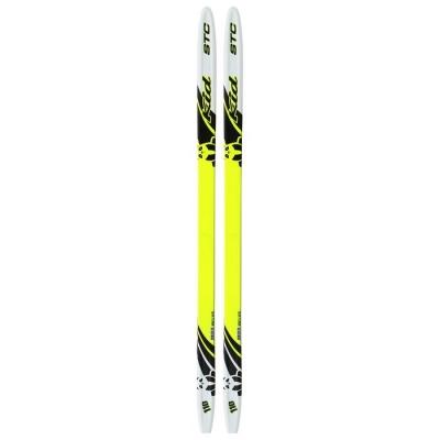 Лыжи пластиковые БРЕНД ЦСТ step, 110 см, цвета микс