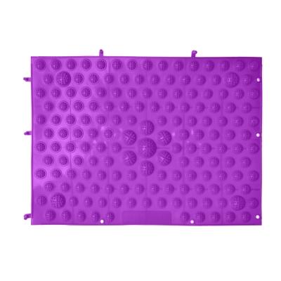 SILAPRO Массажер-коврик, 39х28см, ПВХ