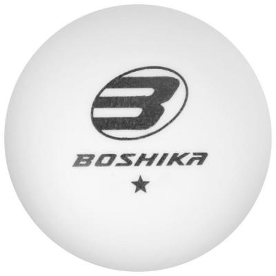 Мяч для настольного тенниса BOSHIKA Training 1*
