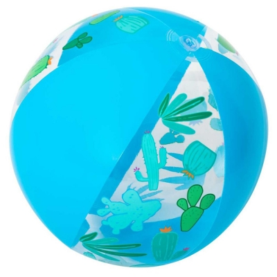 Мяч пляжный «Дизайнерский», d=51 см, от 2 лет, цвета МИКС, 31036 Bestway