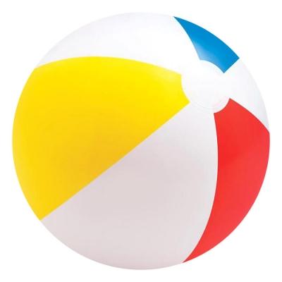 Мяч пляжный «Цветной», d=51 см, от 3 лет, 59020NP INTEX