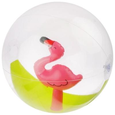 Мяч надувной «Фламинго», d=40 см