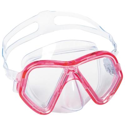 Маска для плавания Lil' Glider, от 3 лет, цвета МИКС, 22048 Bestway
