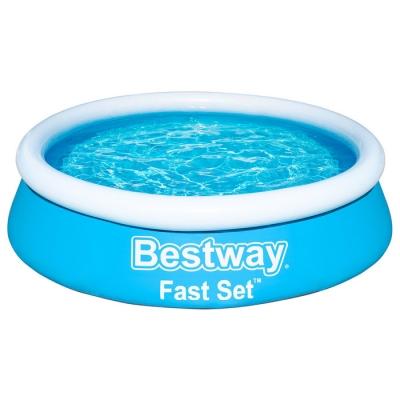 Бассейн надувной Fast Set, 183 x 51 см, 57392 Bestway