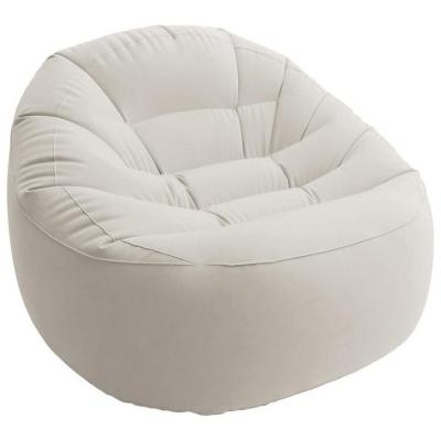 """Кресло надувное """"Beanless Bag"""" 112 х 104 х 74 см, цвета микс 68590NP"""