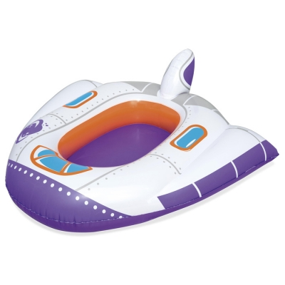 Лодочка надувная «Транспорт», от 3-6 лет, цвета МИКС, 34106 Bestway