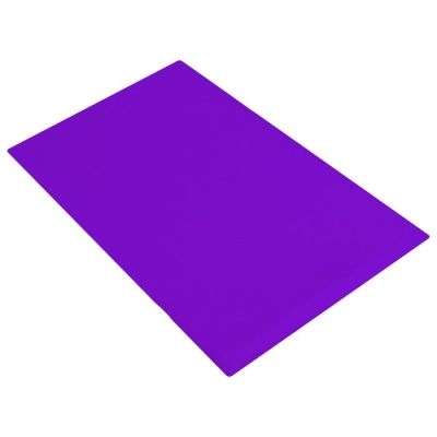 Защита спины гимнастическая (подушка для растяжки) лайкра, цвет фиолетовый, 38 х 25 см, (ПЛ-9306)