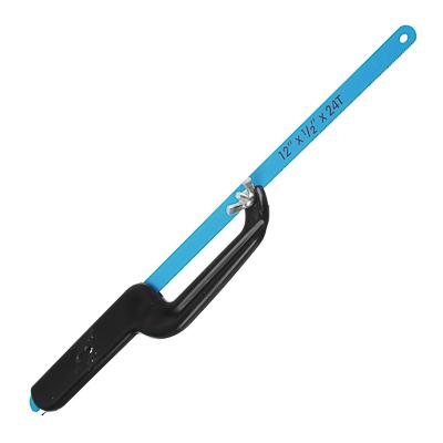 FALCO Ножовка по металлу малая (набор 2 предмета, держатель 200мм, полотно 310х11мм)