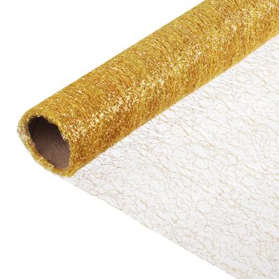 PROVANCE Пряничный домик Узкая ткань для декора (дорожка), 30х150см, 100% полиэстер, 2 цвета