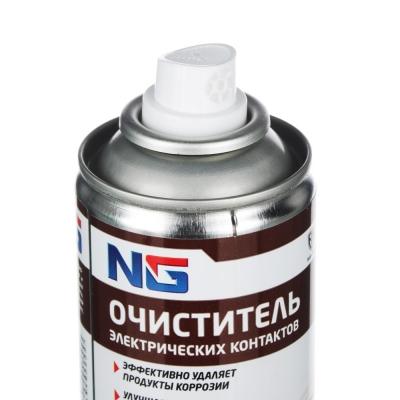 NG Очиститель электроконтактов, аэрозоль, 210мл