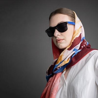 GALANTE Очки солнцезащитные для взрослых, пластик, 145х43мм, 6 цветов