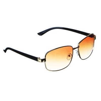 GALANTE Очки солнцезащитные мужские, пластик, металл, 146х44мм, 4 цвета