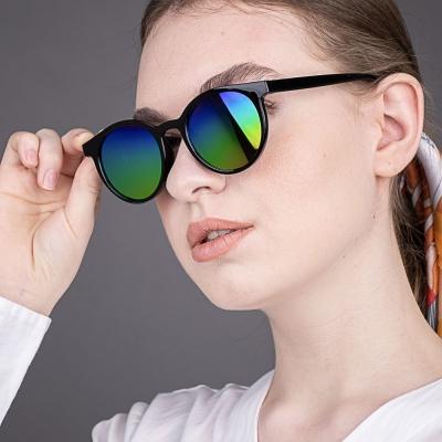 GALANTE Очки солнцезащитные женские, пластик, 145х45мм, 4 цвета, 0-01