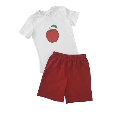 GALANTE Комплект детский шорты+футболка, 3-9 лет, состав 100% хлопок