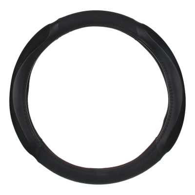 NEW GALAXY Оплетка руля, спонж, с захватом руля, черный, разм. (M)