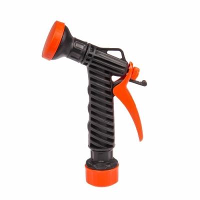 """Пистолет-дождеватель, цанговый зажим 3/4"""" (19 мм), пластик, «Жук»"""