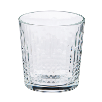 "ОСЗ Стакан низкий ""Асимметрия"" 250мл, стекло"
