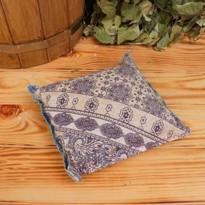 Подушка сувенирная, 13×13 см, можжевельник, лаванда, микс