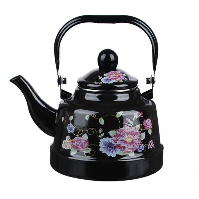 VETTA Иллюзия Чайник эмалированный 1,7 л, индукция