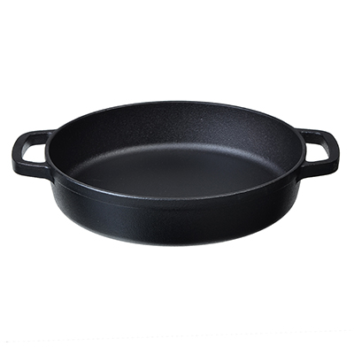 VETTA Сковорода-жаровня, чугун, 24х5см