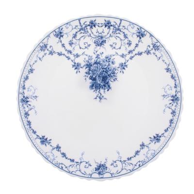 MILLIMI Ариадна Тарелка десертная опаловое стекло 21,5см, 17099B