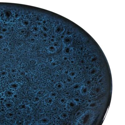MILLIMI Стоун Тарелка десертная 20х2,5см, керамика