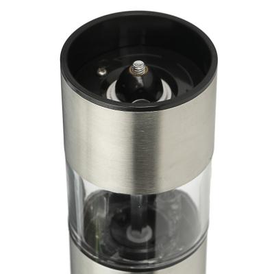 SATOSHI Мельница для специй электрическая 22см, сталь/акрил, MG705