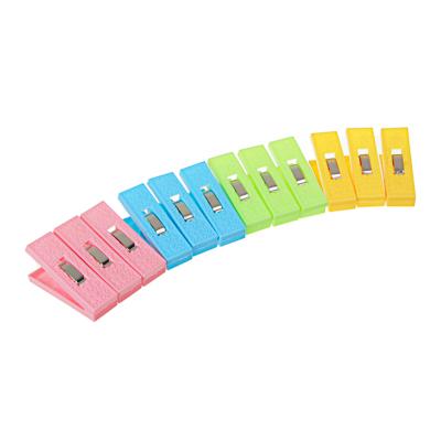 VETTA Набор прищепок 12шт, Кружево, пластик, металл, 4 цвета