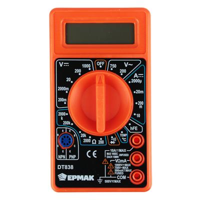 ЕРМАК Мультиметр цифровой DT-838