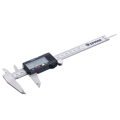ЕРМАК Штангенциркуль электронный, 150мм, (MT-027 мал. экран)