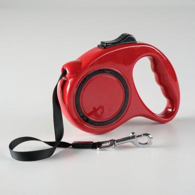 Рулетка эргономичная, 3 м, до 11,5 кг, красная