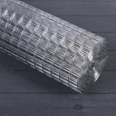 Сетка оцинкованная, сварная 0,5 × 10 м, ячейка 25 × 25 мм, d = 1 мм, металл