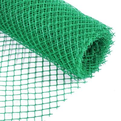 Сетка садовая, 0.5 × 10 м, ячейка 1.5 × 1.5 см, зелёная, Greengo