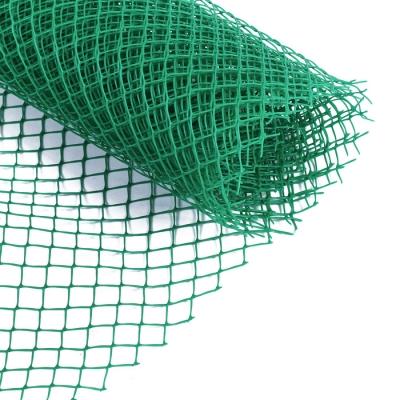 Сетка садовая, 1,5 × 5 м ячейка 1,5 × 1,5 см, зелёная, Greengo