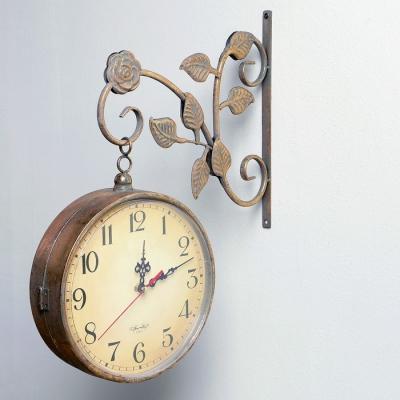 """Часы настенные, серия: Интерьер, """"Финетти"""", дискретный ход, 23 х 23 см, d=21 см, микс"""