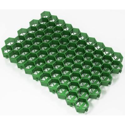 Решетка газонная 55 х 32,5 х3,2 см, МИКС