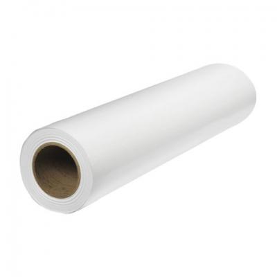 Рулон для плоттера, 610 мм х 50 м х втулка 50,8 мм, 80 г/м2, белизна CIE 162%, диаметр 100 мм, BRAUBERG, 110455