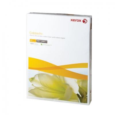 Бумага XEROX COLOTECH PLUS, А4, 160 г/м2, 250 л., для полноцветной лазерной печати, А++, Австрия, 170% (CIE), 003R98852
