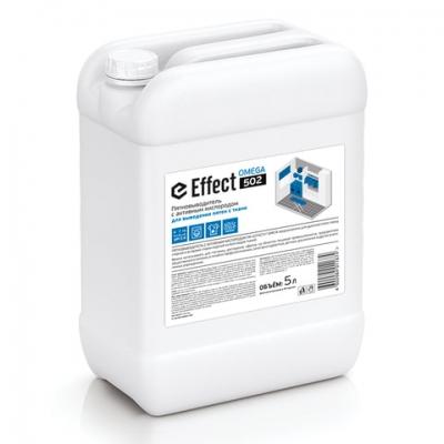 """Средство для удаления пятен 5 кг, EFFECT """"Omega 502"""", с активным кислородом, универсальное, 10735"""