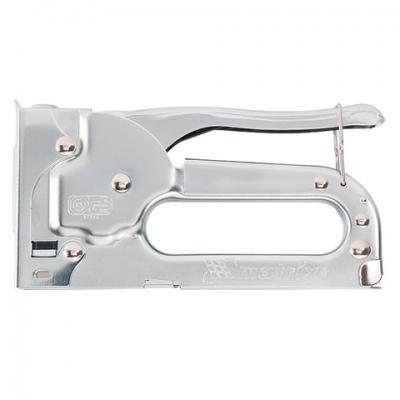 """Степлер мебельный MATRIX """"MASTER"""", стальной, тип скобы: 53, 4-8 мм, 40903"""