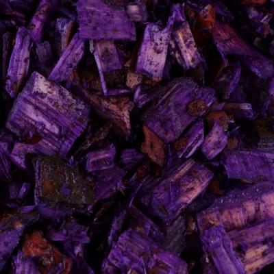 Щепа декоративная, фиолетовая 20л.