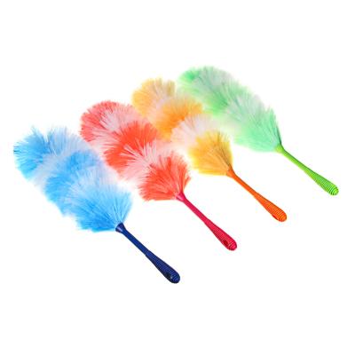 VETTA Щетка-сметка для пыли, пластик, 61см, 4 цвета, CD-3840