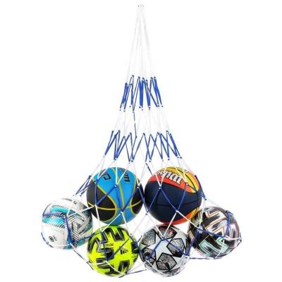 Сетка для переноски мячей (на 6 мячей), нить 4 мм