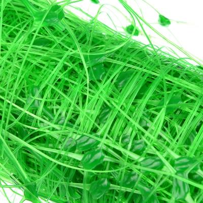 INBLOOM BY Сетка садовая для вьющихся растений, 2х10м, пластик, размер ячейки 15х15см, зеленая
